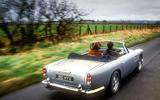 81. 1961 Aston Martin DB4 Convertible (DOWN 2)