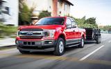 1. Ford F-Series – Kansas City, Missouri; Dearborn, Michigan; Louisville, Kentucky; Avon Lake, Ohio – 896,764 units sold