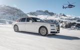 Rolls-Royce Phantom – 2560kg