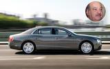 Carlos Slim - Bentley Continental Flying Spur