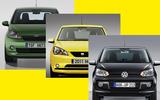 Volkswagen Up (2011) – 3 MODELS