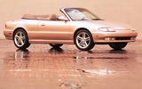 Mazda MX-6 convertible (1995)