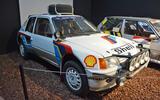 Peugeot 205 Turbo 16 (1985)