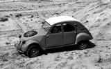 Citroën 2CV Sahara (1958)
