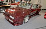 Volkswagen Rieger-Scirocco