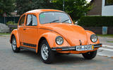 The Beetle runs out of breath
