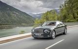 Bentley Mulsanne – 2685kg