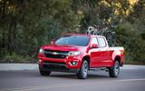 Chevrolet Colorado/GMC Canyon, second generation (2013)