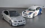2: BMW M3 GTR V8 (2001)