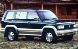 Acura SLX (1995)