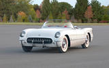 10: 1953 Chevrolet Corvette