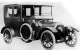 Mitsubishi: Model A (1917)
