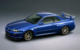 Nissan-Skyline GT-R R34 V Spec (1999)