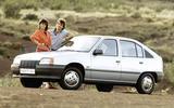 1985: Opel Kadett/Vauxhall Astra
