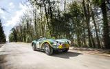 79. 1965 Aston Martin DB3S (DOWN 2)