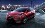 Taiwan: Toyota Corolla – 28,184 vehicles sold