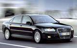Audi A8 (The Transporter 2, 2005)