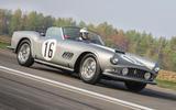1959 Ferrari 250 GT California LWB California Spider Competizione