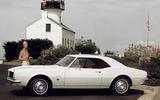 9: 1967 Chevrolet Camaro