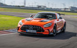 Mercedes-Benz: Mercedes-AMG GT Coupe Black Series - 202mph