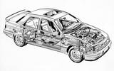 Ford Sierra Sapphire RS Cosworth 4x4 (1990)