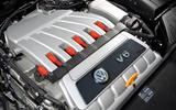 Volkswagen Golf R32 (2005-2008) - engine