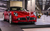 2009 Alfa Romeo 8C Spider