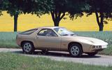 78. 1978 Porsche 928 (DOWN 2)