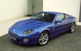 Aston Martin DB7 (1993-2003)