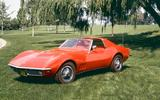 8: 1968 Chevrolet Corvette Sting Ray