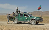 58: Ford Ranger (Afghanistan)