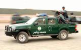 60: Ford Ranger (Afghanistan)