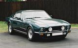 1970s: Aston Martin V8 Vantage