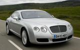 Bentley Continental GT (2003)