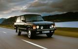 The Range Rover CSK