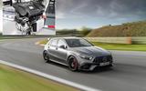 Mercedes-AMG A45: 208.4bhp/litre