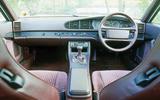 Porsche 944 (1982-1991) - interior
