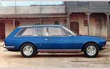 Peugeot 504 Riviera: 1971