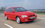 Ford Escort RS2000 (1991)