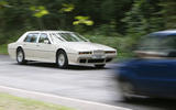 This Tickford Special, one of only four ever made, certainly stands out among other traffic