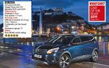 Overall Large SUV winner: Peugeot 5008 Puretech 130 Allure