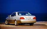 Mercedes-Benz CL (first generation, 1992)