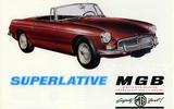 MGB roadster (1962)