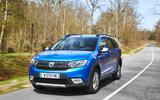 Romania: Dacia Logan – 24,955 vehicles sold