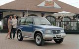 Suzuki Vitara – 4 MODELS