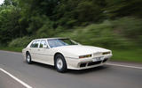 Tickford Special on the road