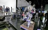 Audi's robot band