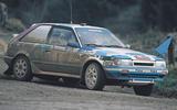 Mazda 323 4WD Turbo (1986)