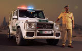 53: Brabus G-Wagen (Dubai)