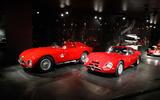 Alfa Romeo racers